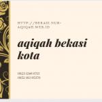 Aqiqah Kota Bekasi
