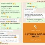 Jasa aqiqah terpercaya di kota Bekasi